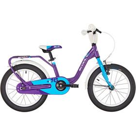 s'cool niXe 16 Lapset lasten polkupyörä alloy , violetti/sininen